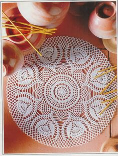 Crochet Knitting Handicraft: Magic Crochet nº 102