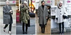 stylists style Kate Lanphear, Stylists, Coat, Jackets, Style, Fashion, Down Jackets, Sewing Coat, Moda