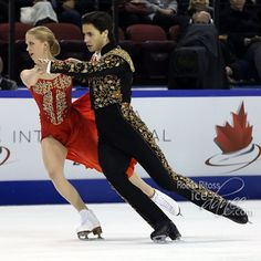 Kaitlyn Weaver & Andrew Poje (CAN) Canada International #SCI14