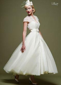 Chiffon Wedding Dress A-Line/Princess Sweetheart Ankle-Length With ...