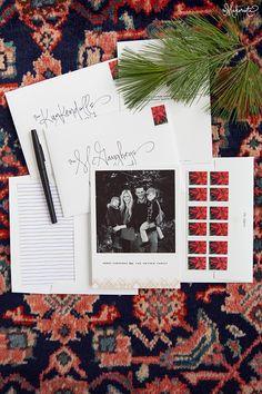 The Makerista: Christmas Cards