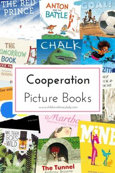 Cooperation Picture Book List