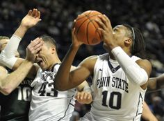 Dec. 31, 2013— No. 5 Michigan State 79, Penn State 63 (Photo: Associated Press)