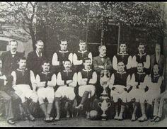 Aston Villa Fc, Soccer Teams, Association Football, Fa Cup Final, Most Popular Sports, Liverpool Fc, Retro, World Cup, Club