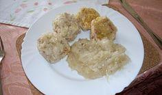 Zelí v mikrovlnné troubě Risotto, Potato Salad, Microwave, Hamburger, Grains, Potatoes, Rice, Ethnic Recipes, Food