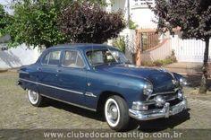 Ford, Custom, Sedan, 1951, Azul
