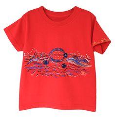 T-shirt mixte - petite fille et/ou petit garçon - 3-4 ans / manches courtes - ENFANTS/Garçons - ANA SELENA