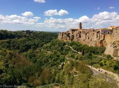 #topbestphotos igersmaremma #clouds #etruschi #maremma #tuscany #pitigliano #iphonography #cittadeltufo #landscape #viecave #smartphoneography #trees #instapitigliano #instalandscape #igerspitigliano #sunny #italy #instamaremma #dimitriangeliniphoto #nofilter #belvedere #photooftheday