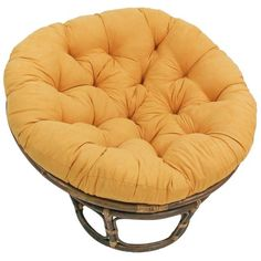 Double Papasan Cushion Replacement | Papasan Cushion | Pinterest | Papasan  Cushion, Living Rooms And Outdoor Living Rooms