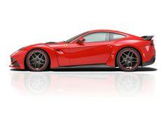 Novitec Rosso N-Largo Ferarri F12 Berlinetta Widebody