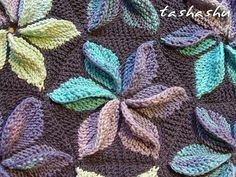 Hexagon Kaleidoscope pattern by Svetlana Gordon Knitting Designs, Knitting Stitches, Knitting Projects, Crochet Projects, Hand Knitting, Freeform Crochet, Crochet Motif, Knit Crochet, Ravelry Crochet
