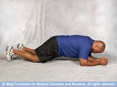 Photo of man doing modified plank core strength exercise Core Strength Exercises, Back Exercises, Core Exercises, Core Muscles, Back Muscles, Mens Fitness, Fitness Tips, Body Fitness, Build Muscle Fast
