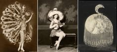 antique costume photos | Vintage Costume Inspiration: Ziegfeld Follies