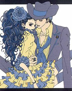 Paradise Kiss. Of romance and fashion. Though not necessarily in that order.