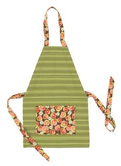 Double the Recipe: Turn a tea towel into an easy cooking cover-up.