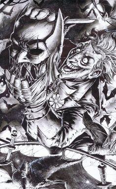 Joker by emilcabaltierra.deviantart.com on @DeviantArt