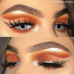 21 Sunset Makeup Looks > CherryCherryBeauty.com [Source: instabeautybyjess / Instagram]
