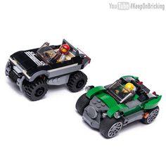 #KeepOnBricking LEGO car models