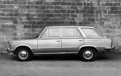 Fiat 125 Familiare by OSI '1967