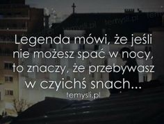 Ale ze tak można co noc? Words Quotes, Me Quotes, Motivational Quotes, Funny Quotes, Inspirational Quotes, Big Words, Different Quotes, More Than Words, In My Feelings