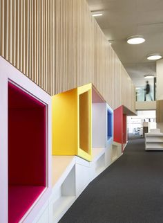 Image 4 of 32 from gallery of The Hive / Feilden Clegg Bradley Studios. Photograph by Hufton & Crow