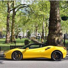 #Ferrari #488 #Supercar