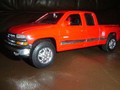 Chevy Silverado Toy Truck | 2000 Chevrolet Silverado 1500 toy truck/real toy truck | Collectors ...