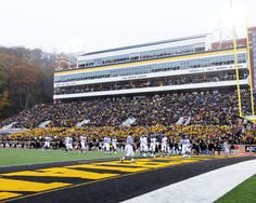 Kidd Brewer Stadium Picture at Appalachian State Mountaineer Photos