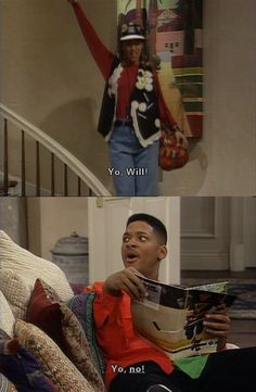 7. He's never afraid to be honest. | Why The Fresh Prince Of Bel-Air Makes The Perfect BFF