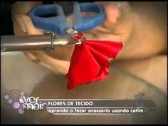 VER MAIS CURITIBA | Aprenda a fazer flores de cetim de um jeito simples e barato | 11/07/2012