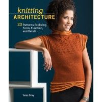 Study Form and Function with Knitting Architecture Pattern Book | InterweaveStore.com