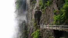 Huangshan or Yellow Mountain
