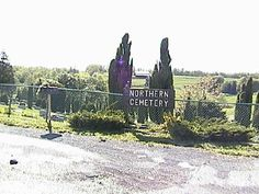 Northern Cemetery, Smithfield, Ohio