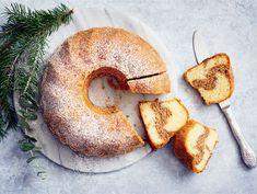 Christmas Baking, Bagel, Baking Recipes, Menu, Bread, Food, Desserts, Cooking Recipes, Menu Board Design