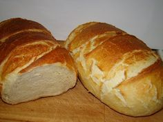Fehér kenyér :: Ami a konyhámból kikerül Pastry Recipes, Bread Recipes, Braided Bread, Hungarian Recipes, Bread And Pastries, Challah, Bread Rolls, Bread Baking, No Bake Cake