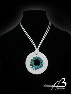 Colgante Turquesa Sol (Necklace)