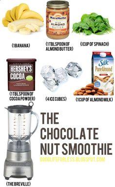 smoothie recipe!