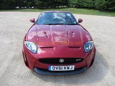 Cars & Life: #Jaguar XKR-S New Photos #car