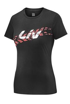 Liv Brand Cotton T-Shirt - Giant Store Saarbrücken Mtb, Store, Cotton, Mens Tops, T Shirt, Black, Fashion, Tent, Tee