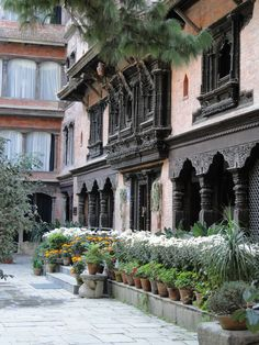 Dwarika's Hotel, Kathmandu - Fabulous hotel!