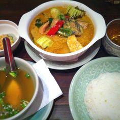 Chicken Green Curry ゲーン・キィオ・ワン