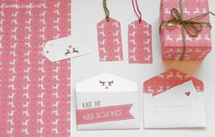 * magnoliaelectric: a very merry christmas-guestpost {free printables by aentschie}