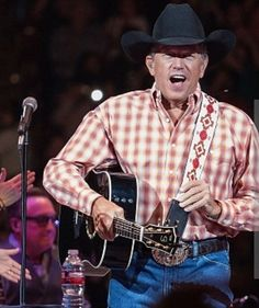 Country Musicians, Country Singers, George Strait Family, Joyce Taylor, Cowboy Quotes, Country Music Quotes, Donny Osmond, Army Veteran, King George