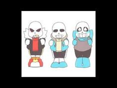 【Undertale】Sans is.... 【Parody】 - YouTube ||| this is the cutest video ever