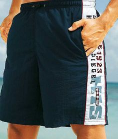 Swimming Shorts: shorts meant for water wear, typically for men.