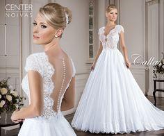 Callas 01 #vestidodenoiva #vestidosdenoiva #weddingdress #weddingdresses #brides #bride