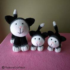 Amigurumi kittens