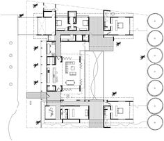 Image 20 of 24 from gallery of The Dune House  / Wolveridge Architects. Floor Plan