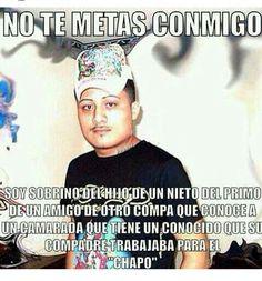 No te metas conmigo #mexican #humor