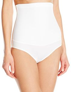 Maidenform Flexees Women's Shapewear Hi-Waist Brief Firm Control ** Details can be found by clicking on the image.